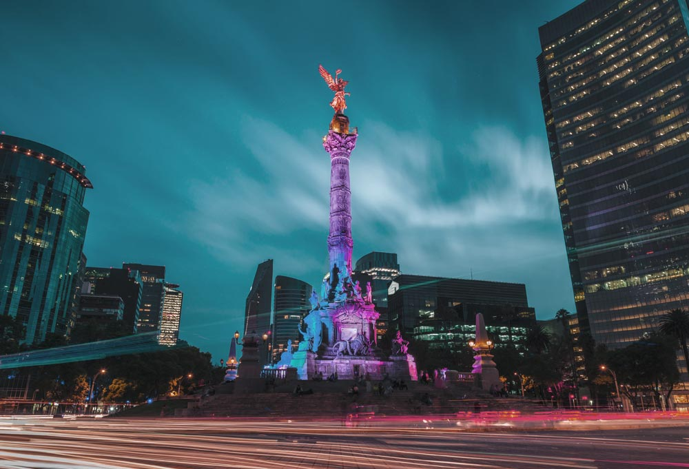 angel de la independencia cdmx