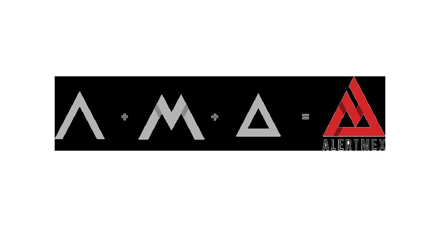 diseño logotipo alertmex