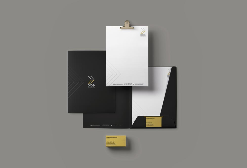 diseño de papeleria corporativa ensenada