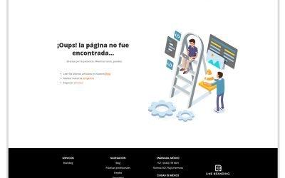 Error 404: Qué son y cómo solucionarlos