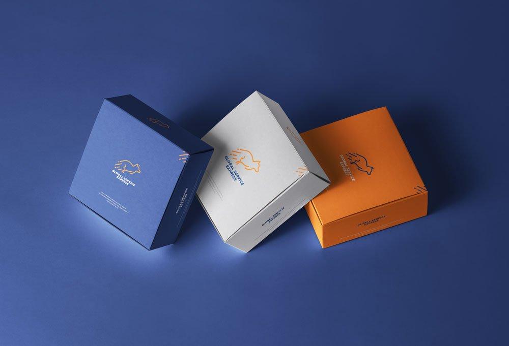 diseño de empaque envíos