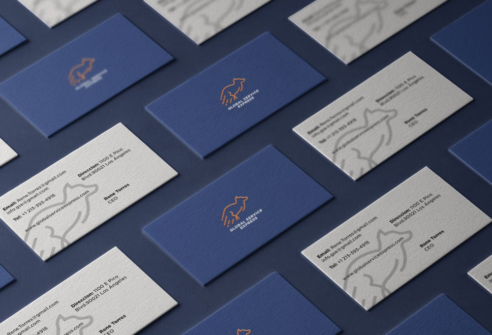 diseño de tarjetas inspiración