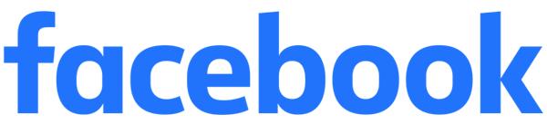 facebook logotipo 2019