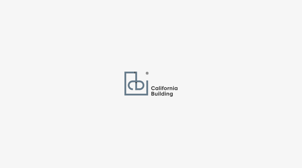 logotipo california building