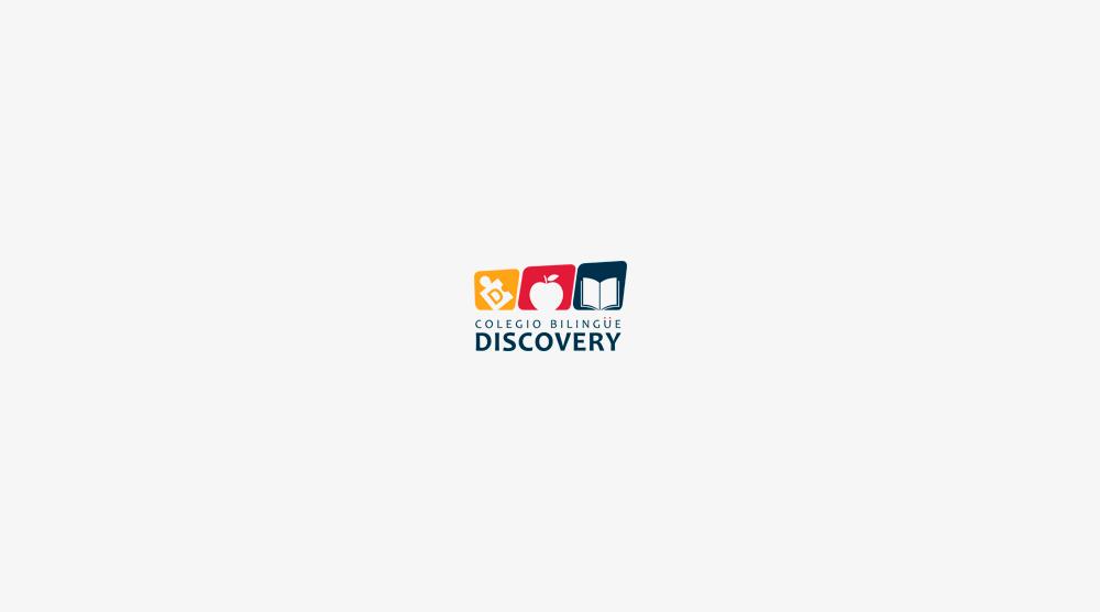 logotipo colegio bilingue discovery