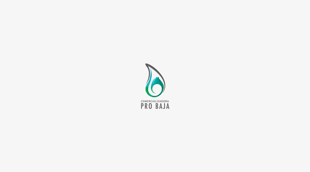 logotipo comercializadora probaja