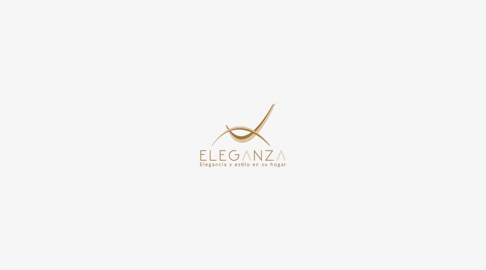 logotipo eleganza