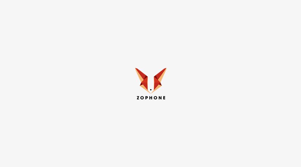 logotipo zophone