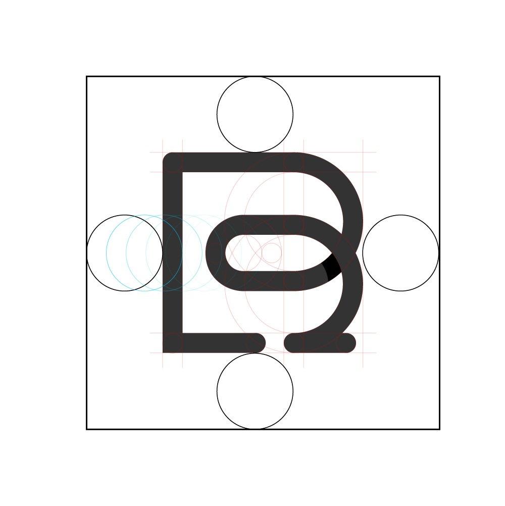 margen de seguridad de logotipo