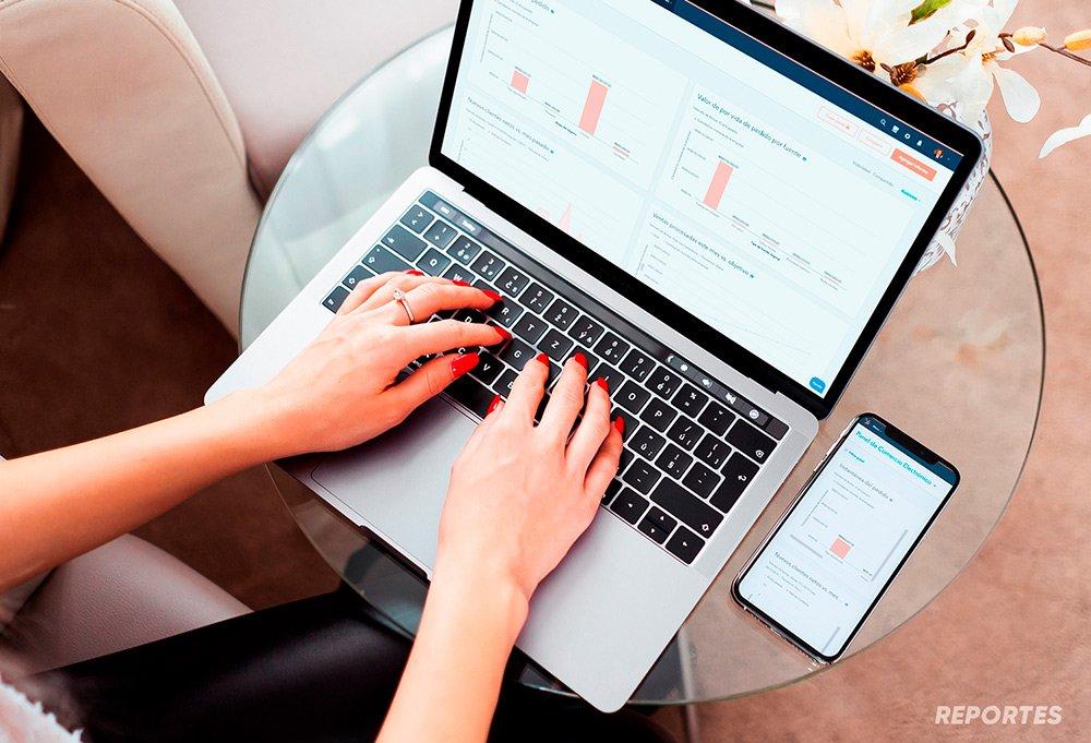 analítica de diseño web para joyería