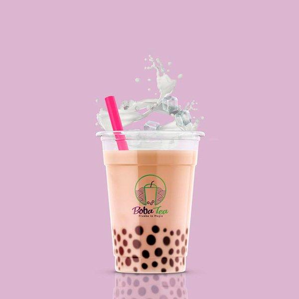 branding BOBA TEA