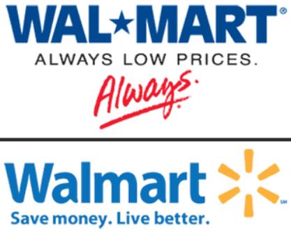 rebranding walmart