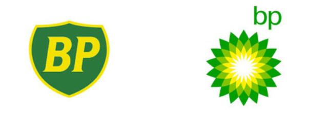 rebranding bp greenwashing