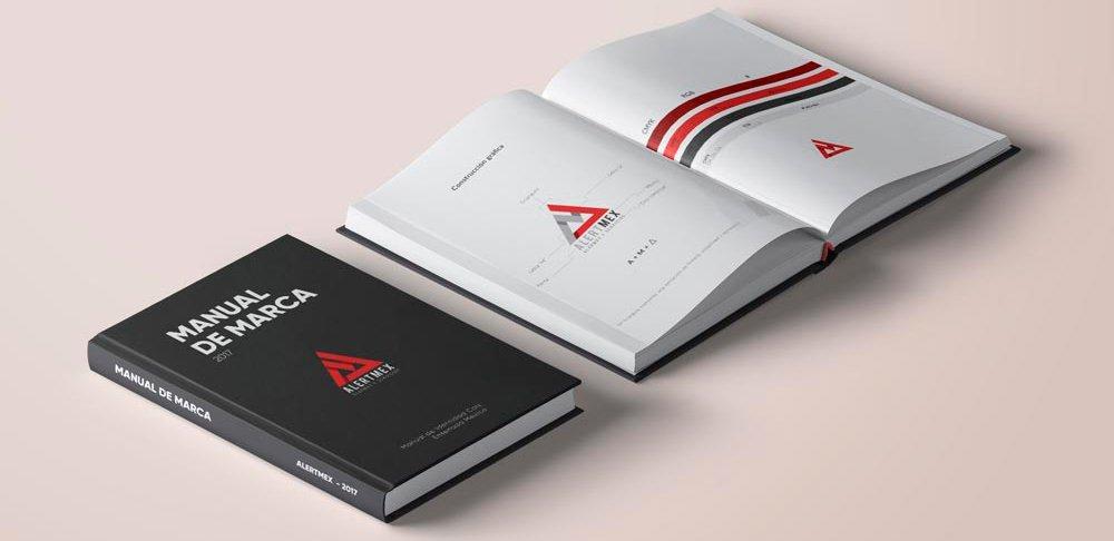 diseño de manual de marca