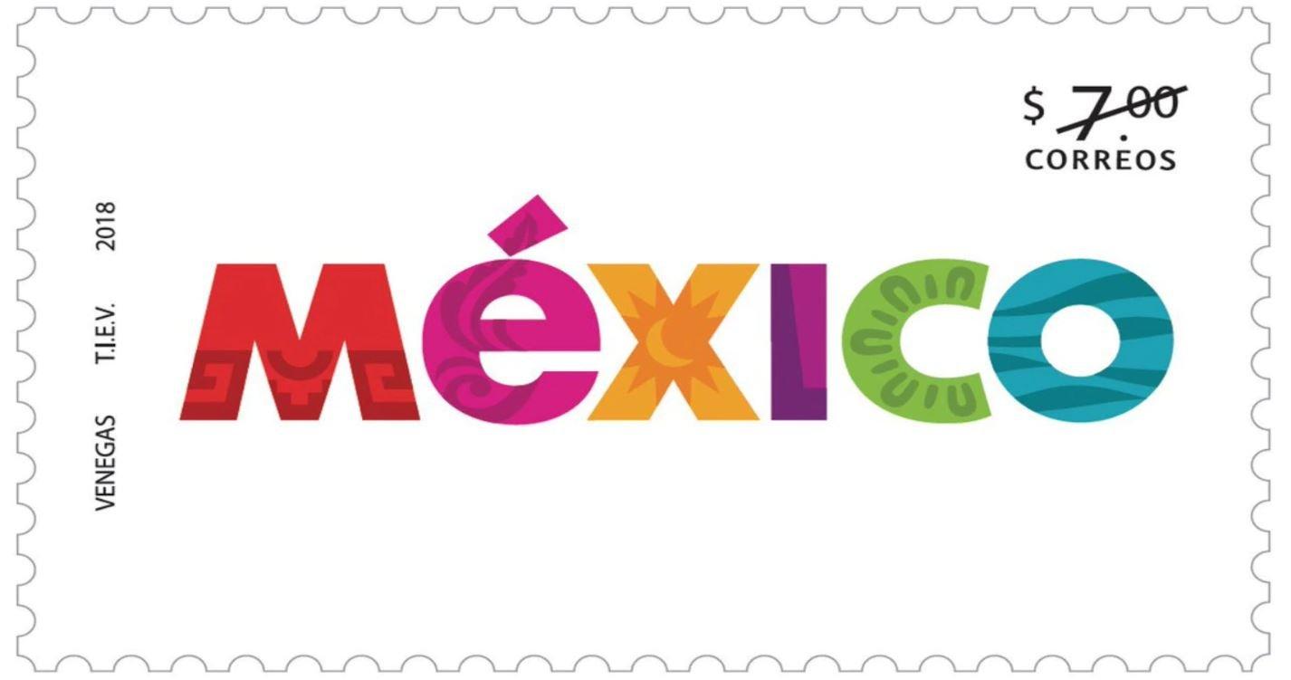 Diseño de la marca pais Mexico