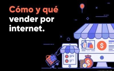 Cómo y qué vender por internet