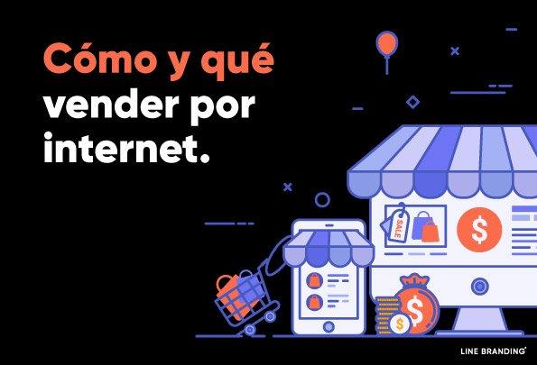 como y que vender por internet