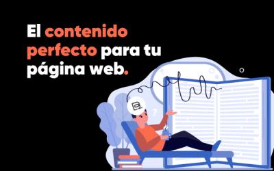 Cómo escribir el contenido de tu página web