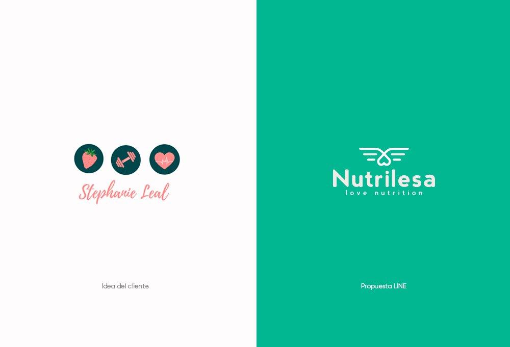 logotipo nutriologa