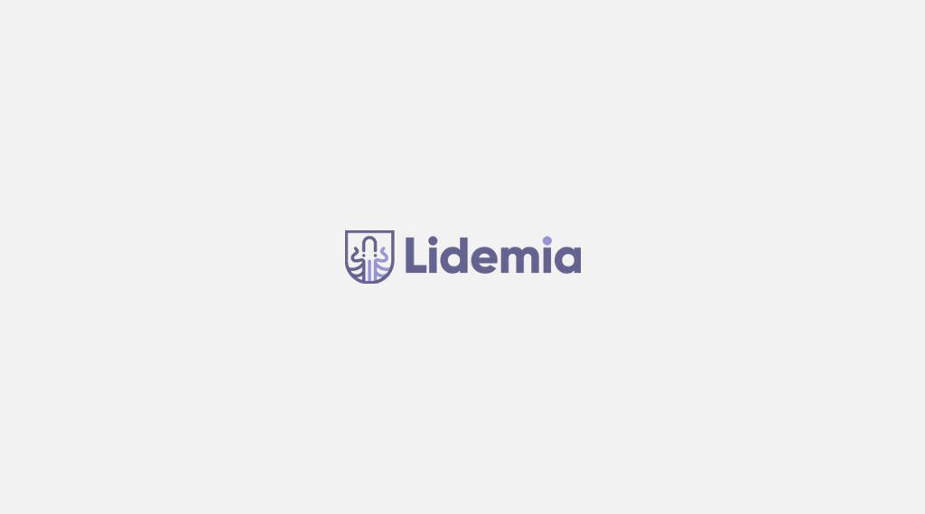 logotipo lidemia