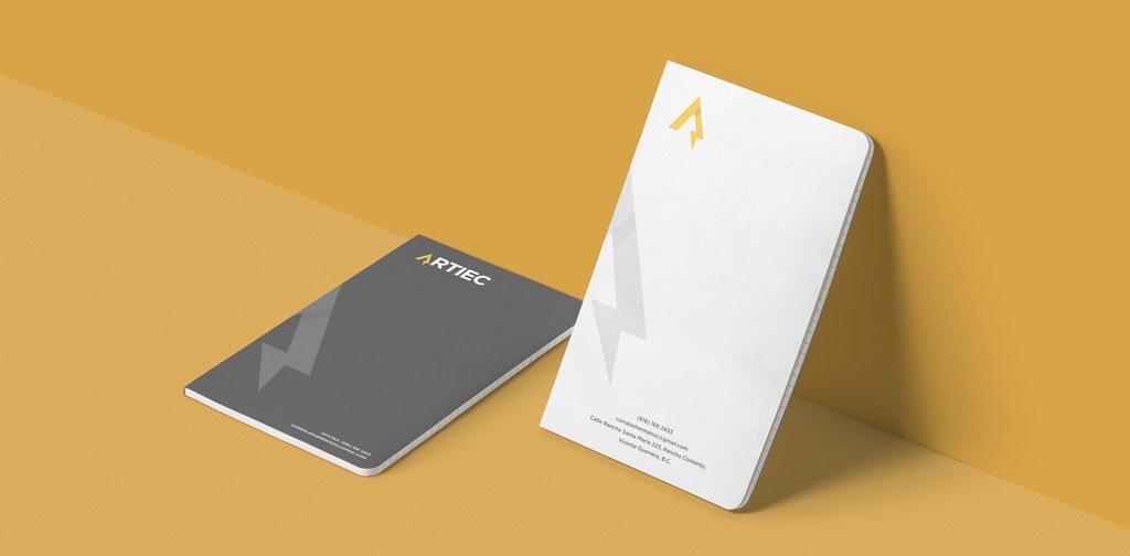 branding artiec